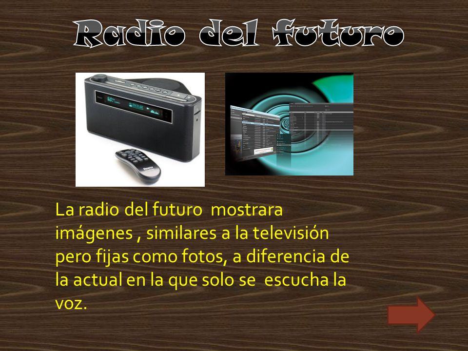 Radio del futuro