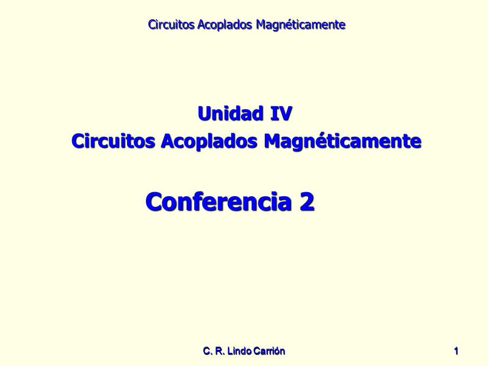 Circuitos Acoplados Magnéticamente