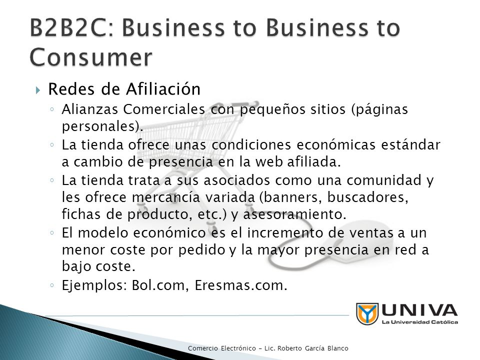 B2B2C: Business to Business to Consumer