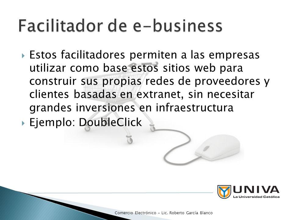 Facilitador de e-business