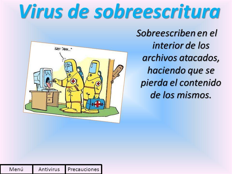 Virus de sobreescritura