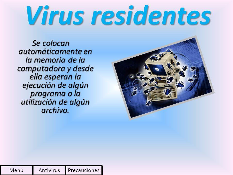 Virus residentes