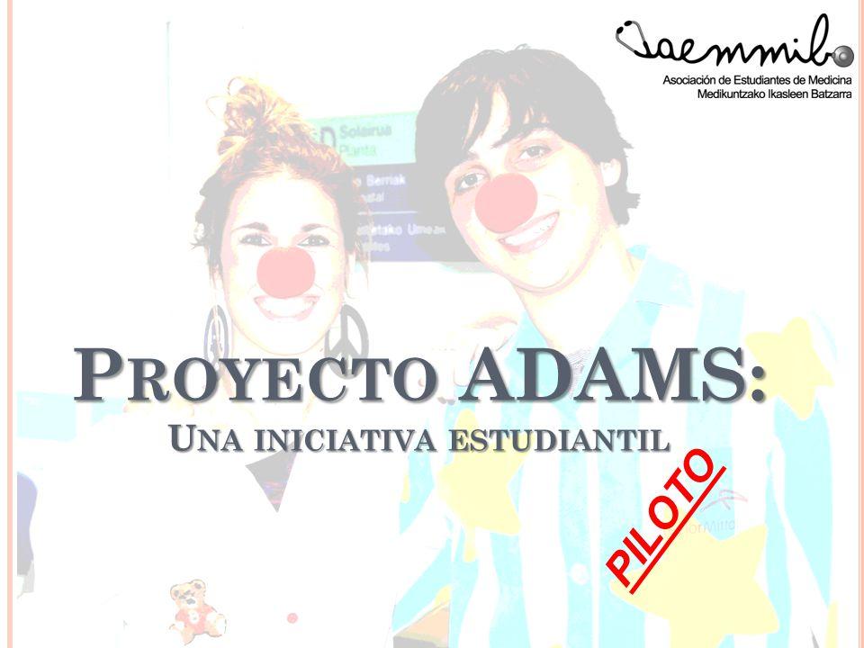 Proyecto ADAMS: Una iniciativa estudiantil