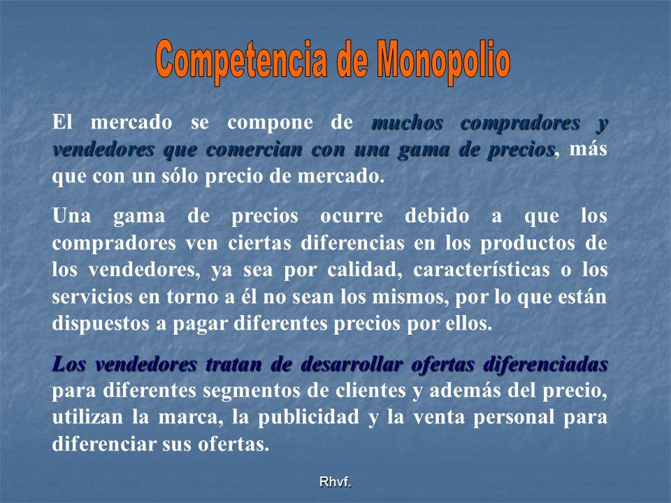 Competencia de Monopolio