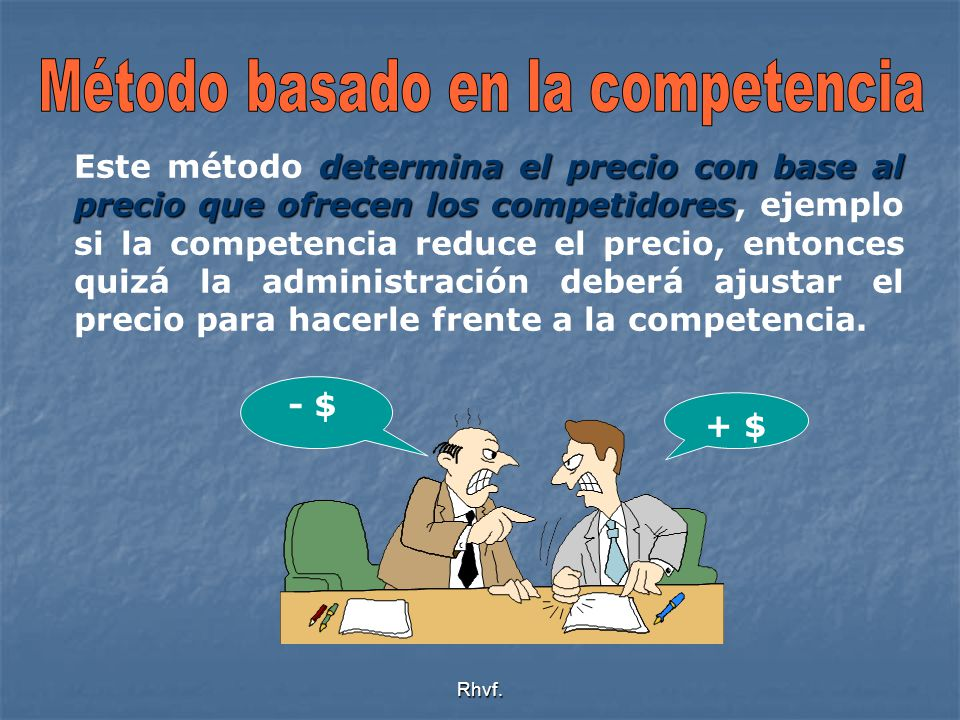 Método basado en la competencia