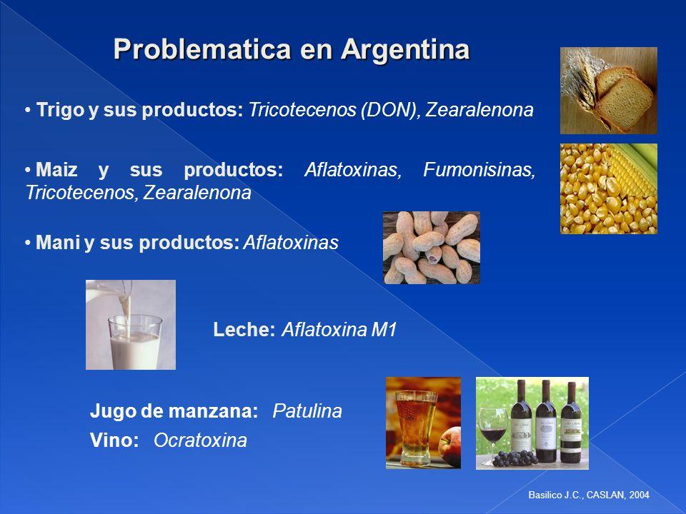 Problematica en Argentina