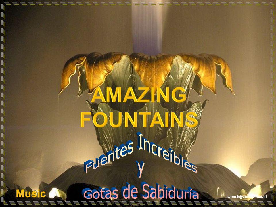 Fuentes Increíbles y Gotas de Sabiduría Music