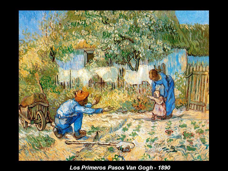 Los Primeros Pasos Van Gogh - 1890