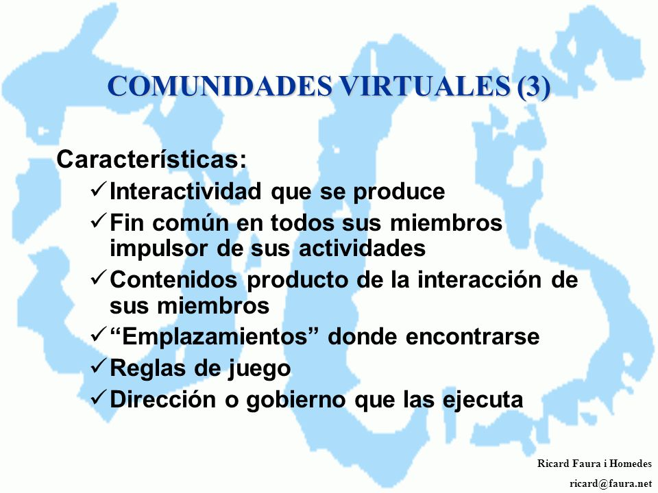 COMUNIDADES VIRTUALES (3)