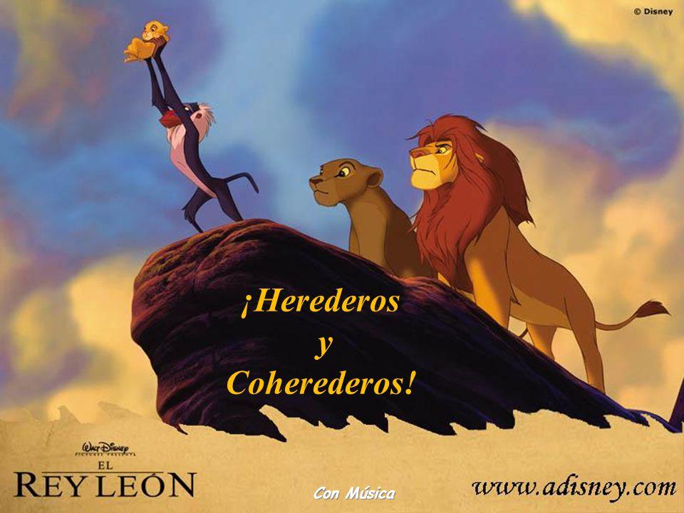¡Herederos y Coherederos!