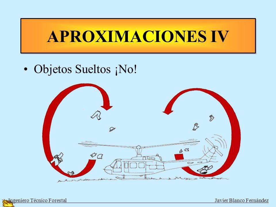APROXIMACIONES IV Objetos Sueltos ¡No!