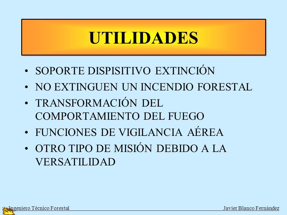 UTILIDADES SOPORTE DISPISITIVO EXTINCIÓN