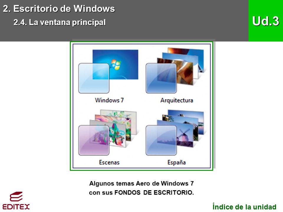 Algunos temas Aero de Windows 7 con sus FONDOS DE ESCRITORIO.