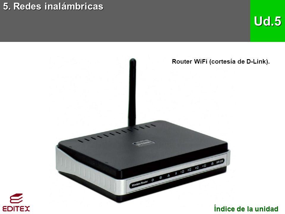 Router WiFi (cortesía de D-Link).