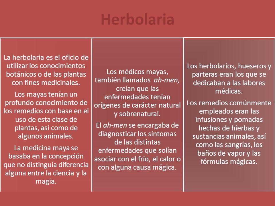 Herbolaria La herbolaria es el oficio de utilizar los conocimientos botánicos o de las plantas con fines medicinales.