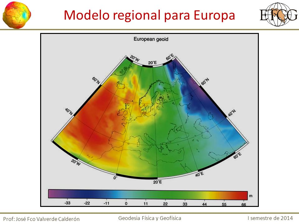 Modelo regional para Europa