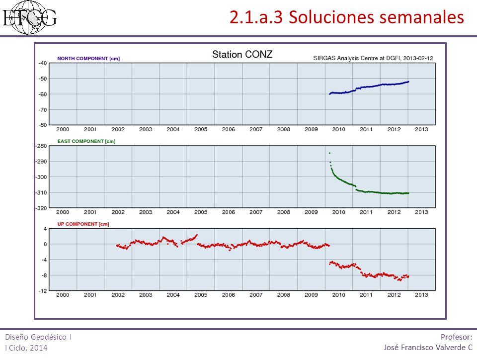 2.1.a.3 Soluciones semanales