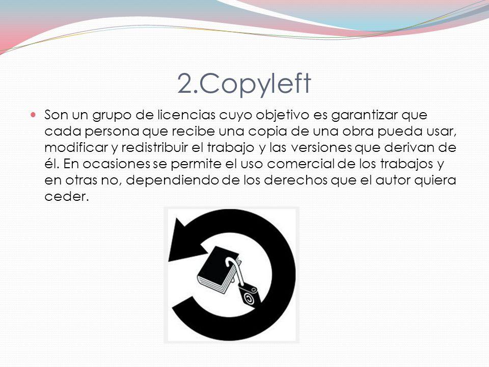 2.Copyleft