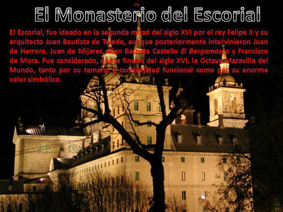 El Monasterio del Escorial