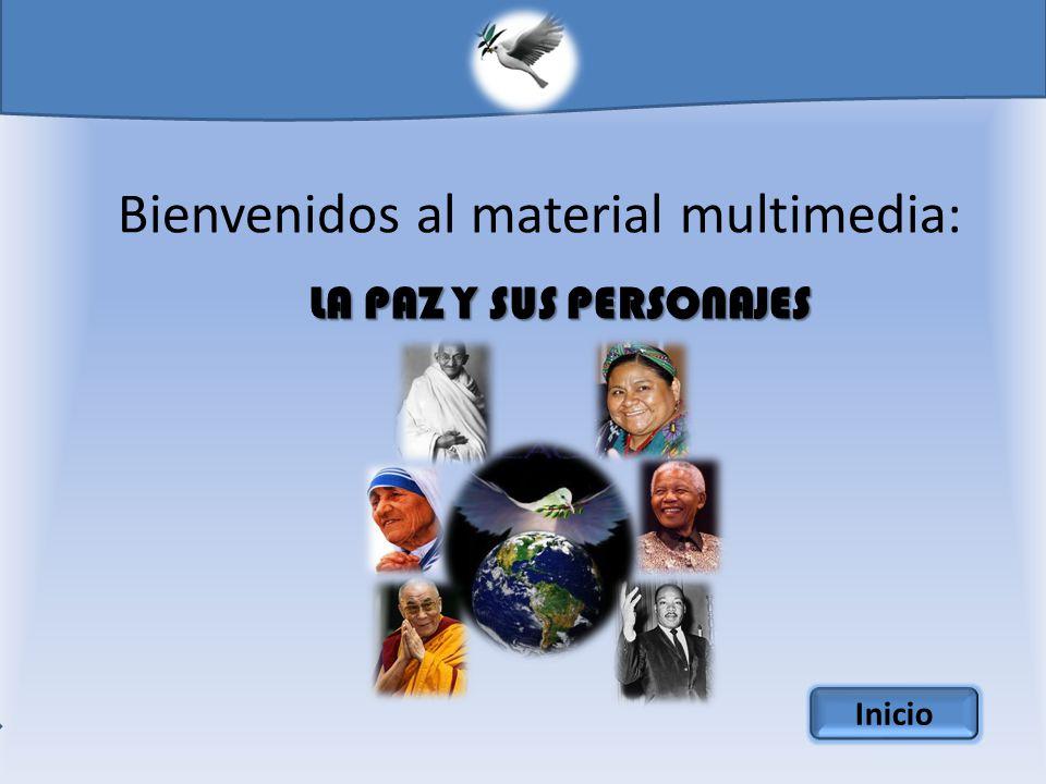 Bienvenidos al material multimedia: