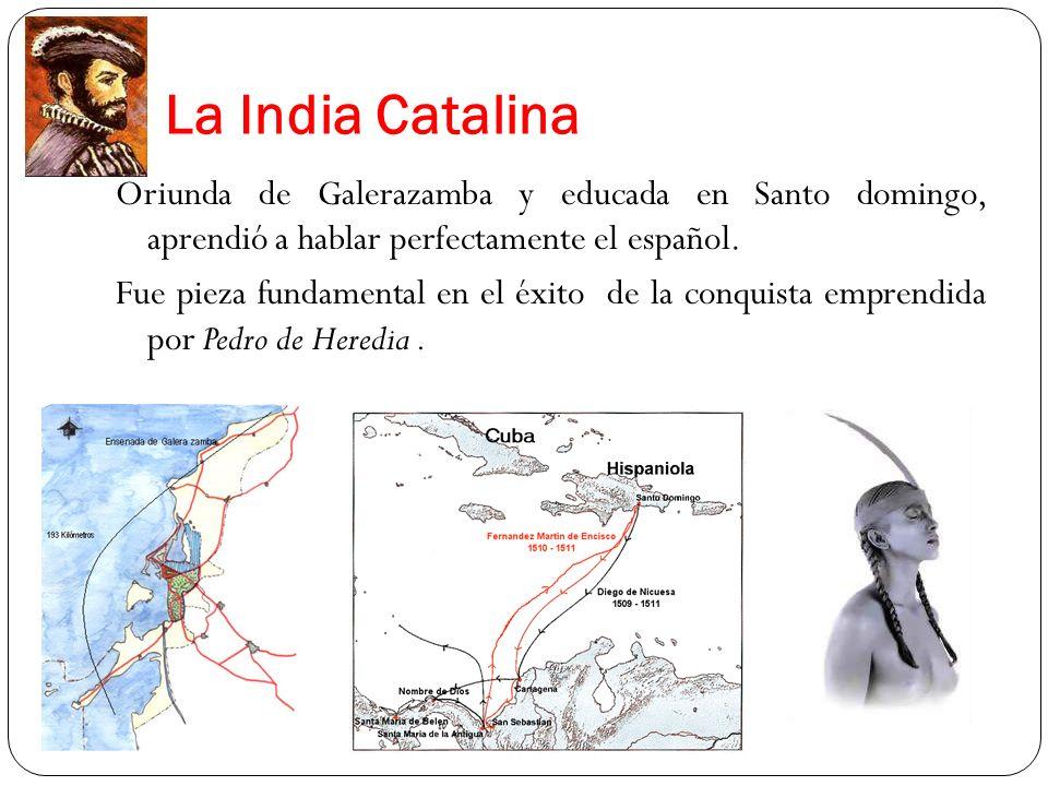 La India Catalina