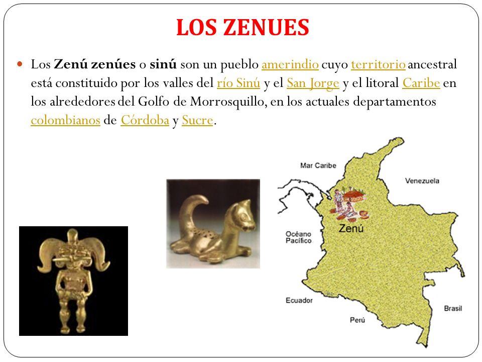 LOS ZENUES