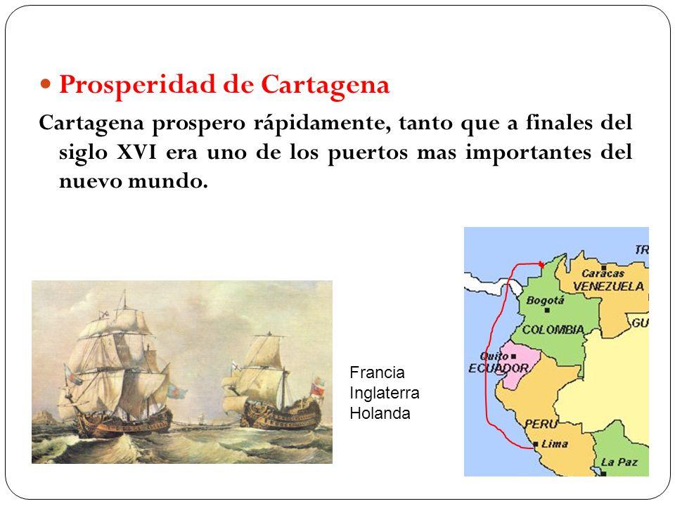 Prosperidad de Cartagena