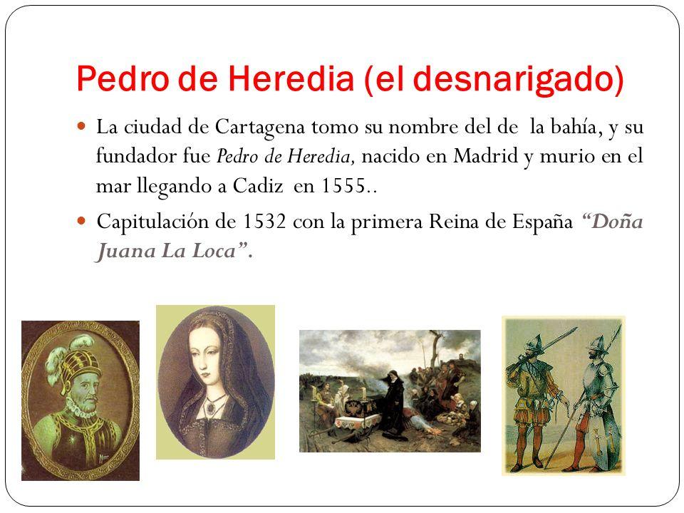 Pedro de Heredia (el desnarigado)