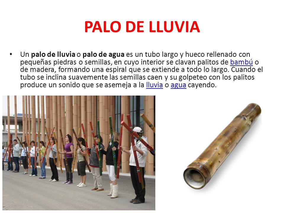PALO DE LLUVIA