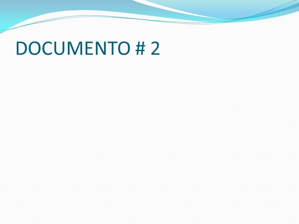 DOCUMENTO # 2