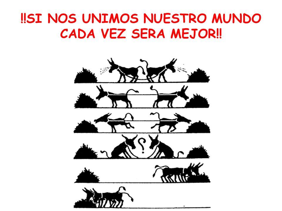 !!SI NOS UNIMOS NUESTRO MUNDO CADA VEZ SERA MEJOR!!