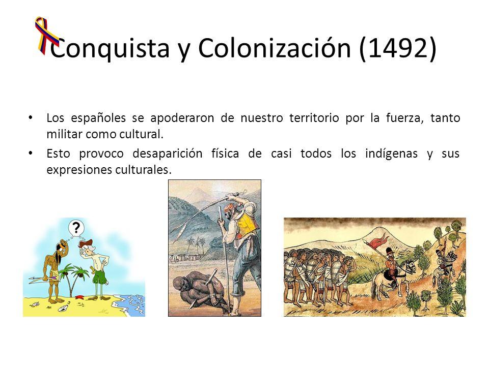 Conquista y Colonización (1492)