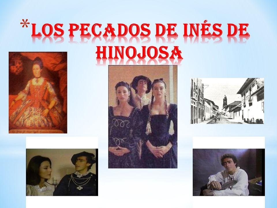 Los pecados de Inés de Hinojosa