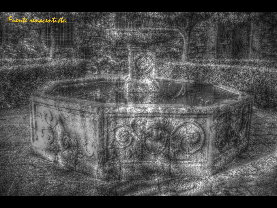 Fuente renacentista