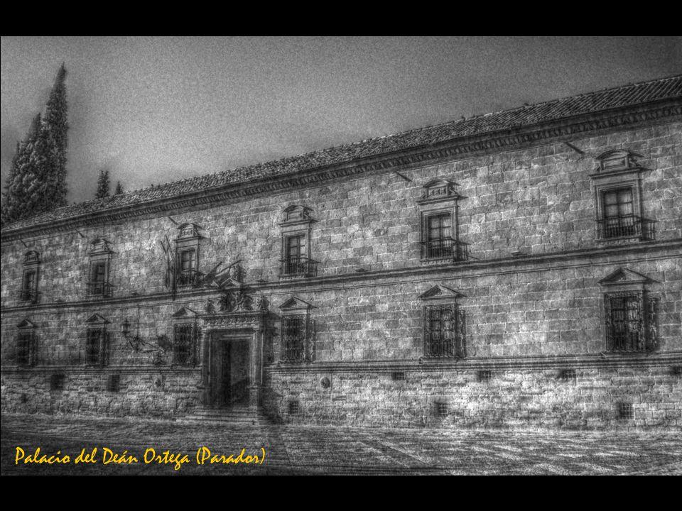 Palacio del Deán Ortega (Parador)