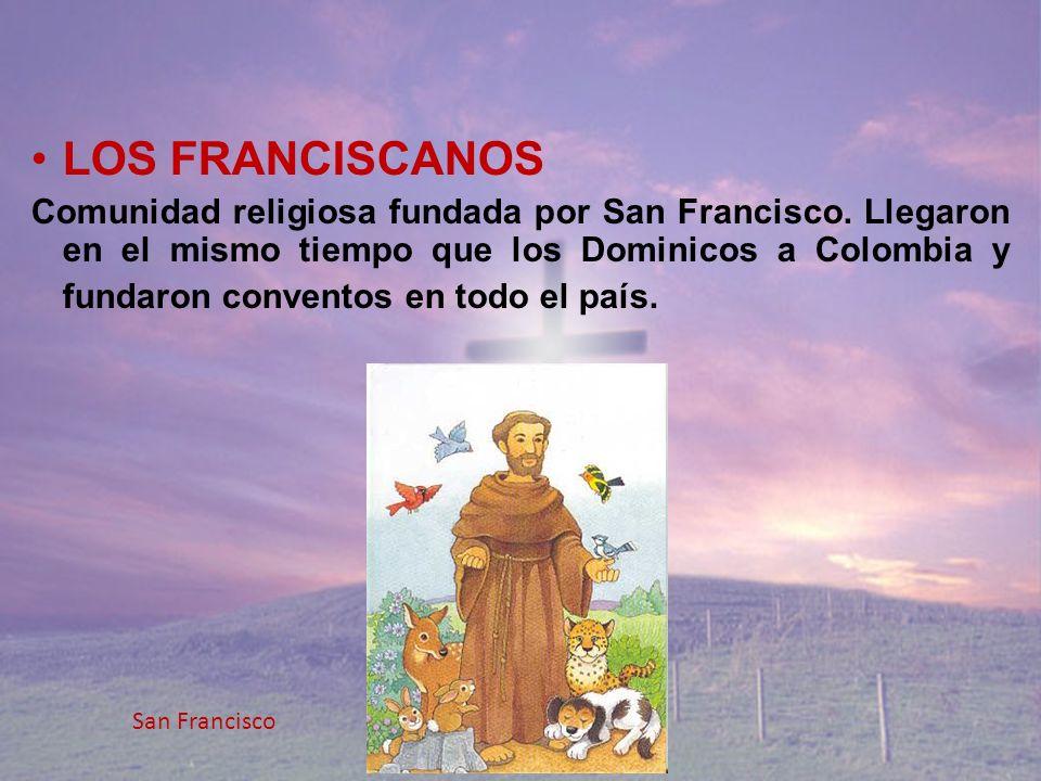 LOS FRANCISCANOS