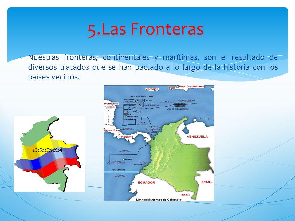 5.Las Fronteras