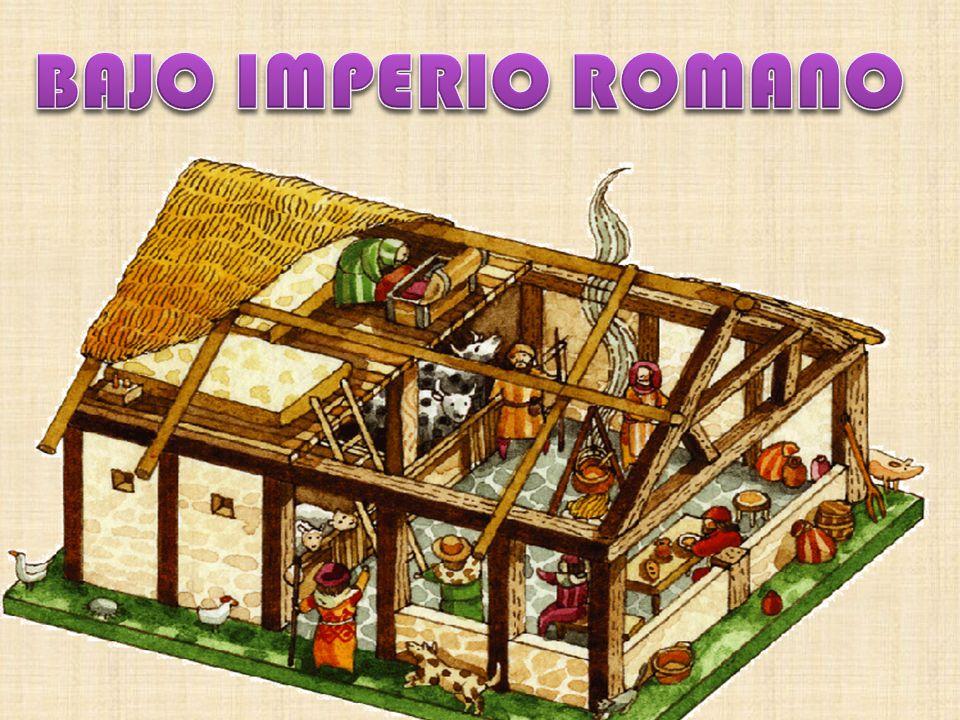 BAJO IMPERIO ROMANO