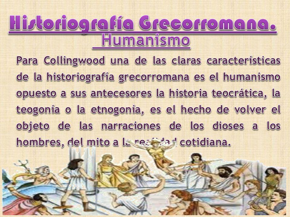 Historiografía Grecorromana.