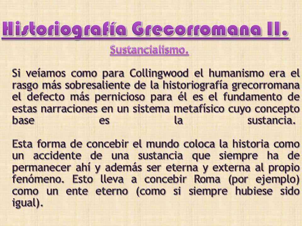 Historiografía Grecorromana II.