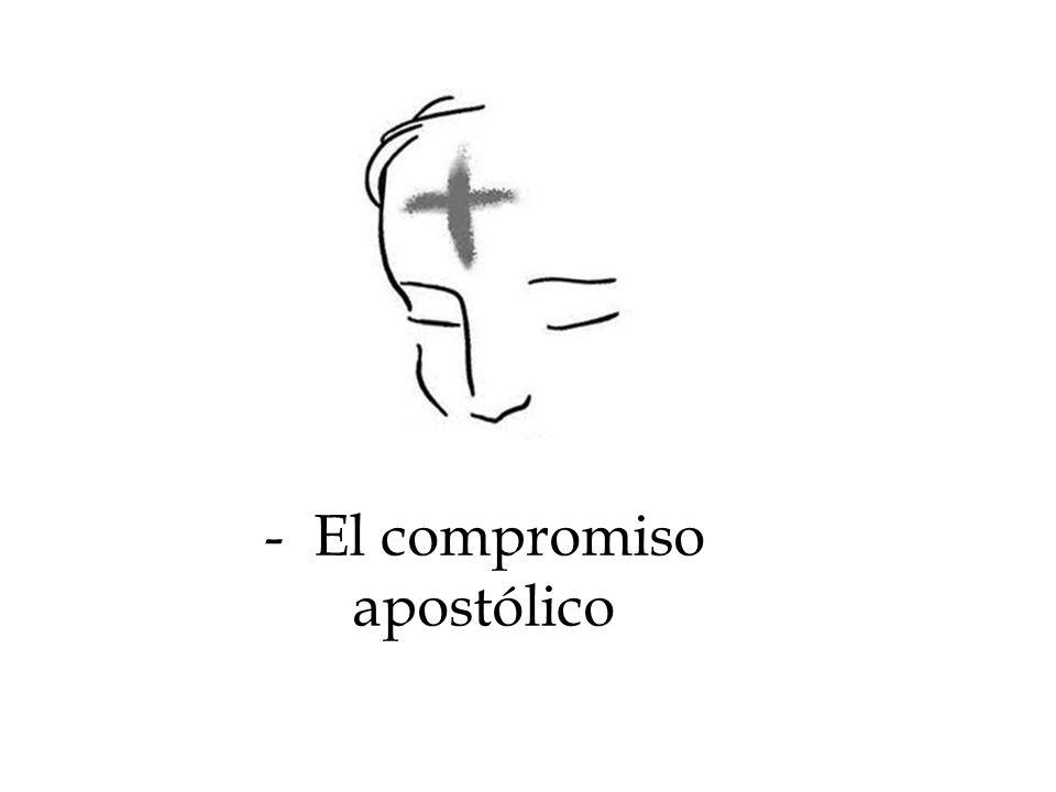 El compromiso apostólico