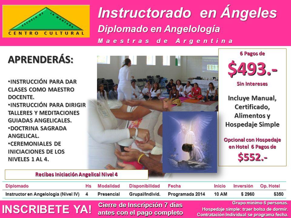 Instructorado en Ángeles