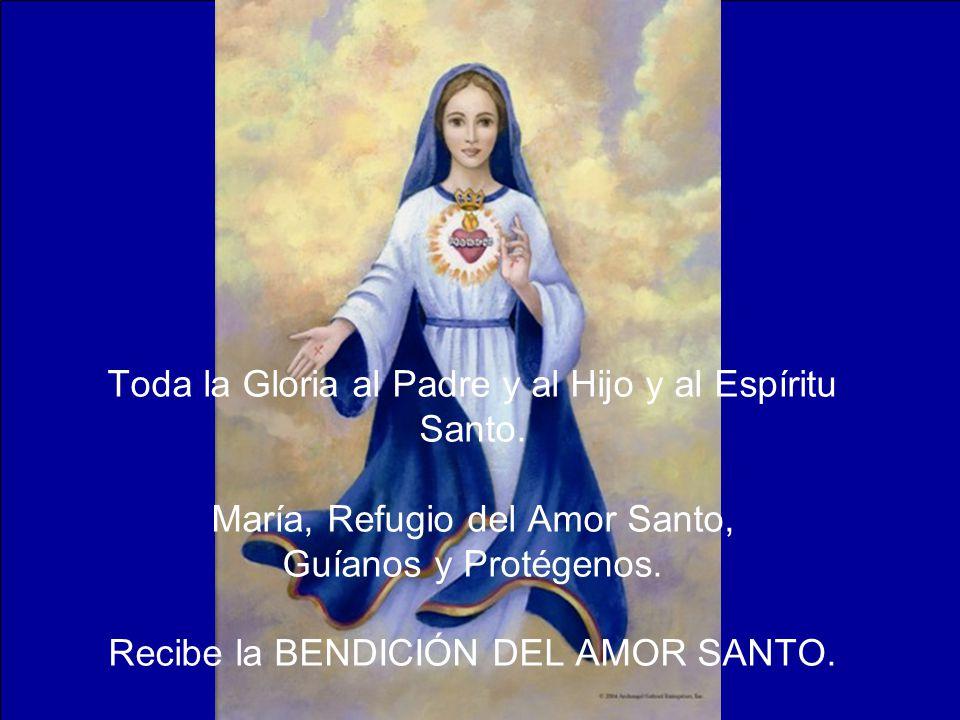 Toda la Gloria al Padre y al Hijo y al Espíritu Santo