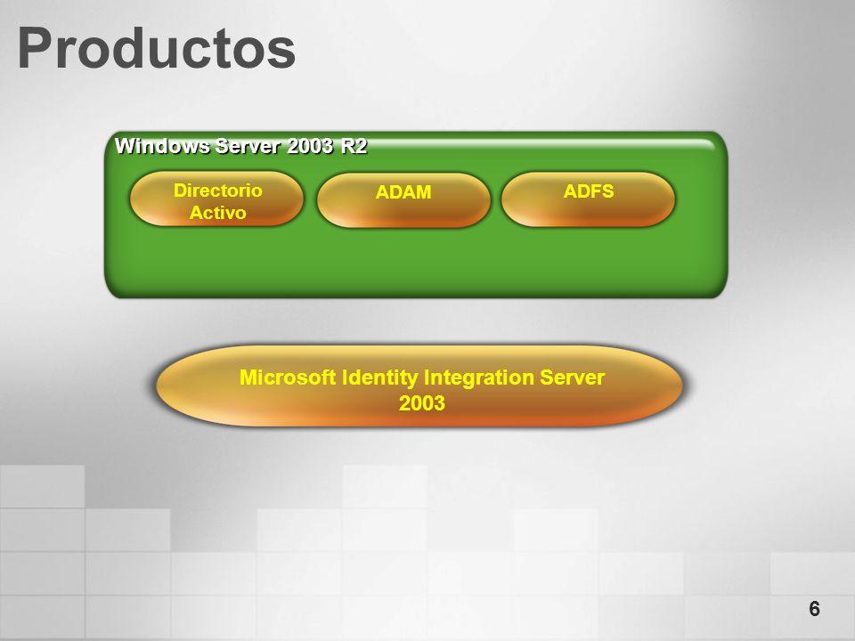 Microsoft Identity Integration Server 2003