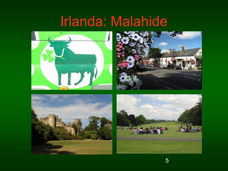 Irlanda: Malahide 5 5