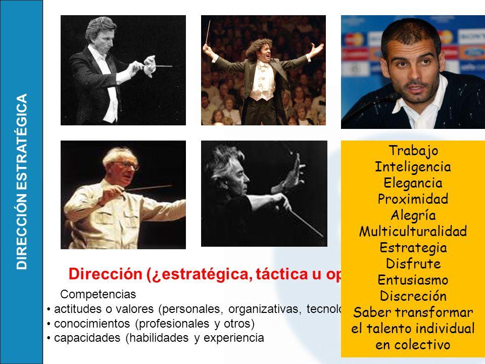 Saber transformar el talento individual en colectivo