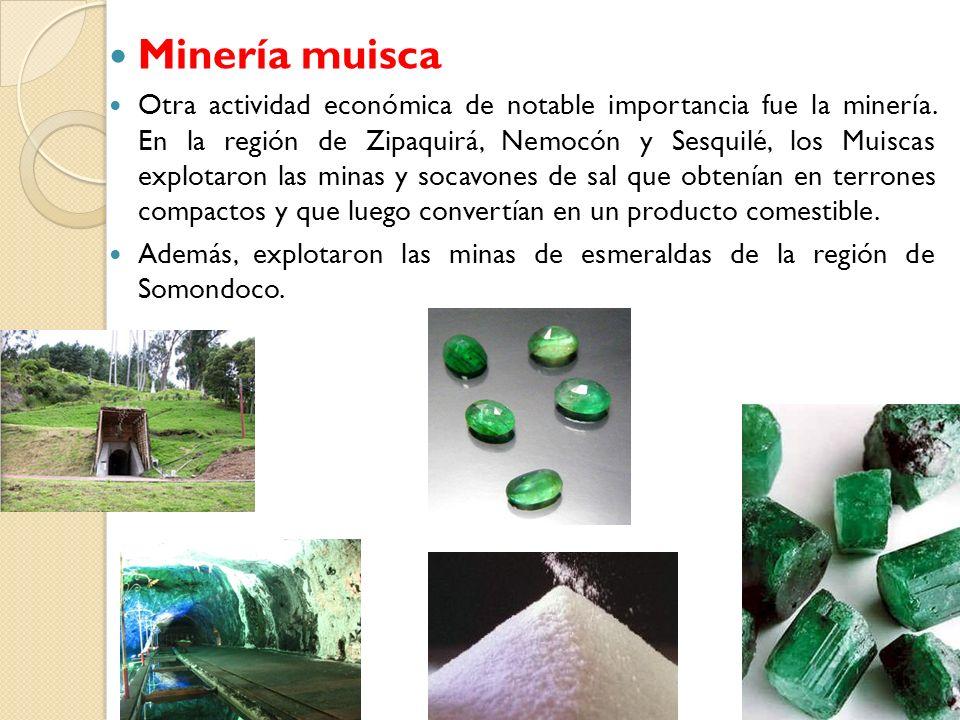 Minería muisca