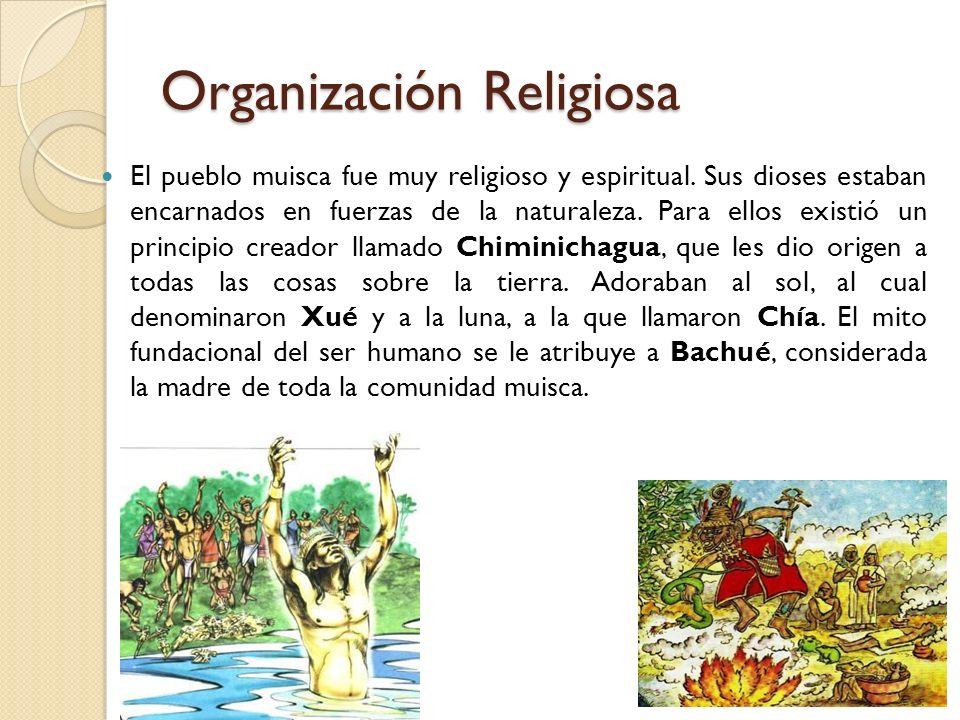 Organización Religiosa