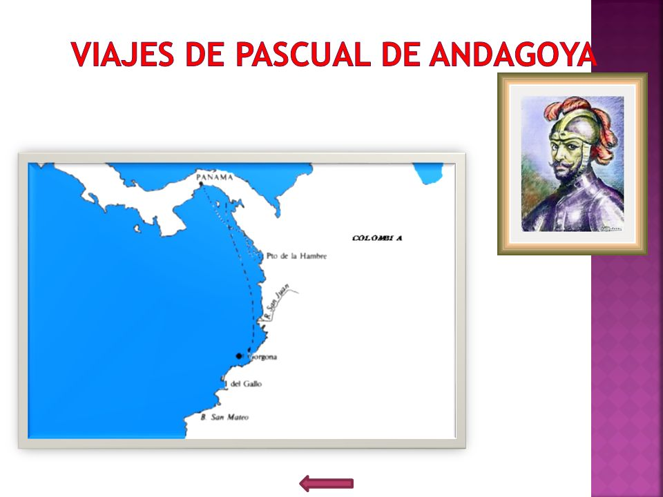 VIAJES DE PASCUAL DE ANDAGOYA