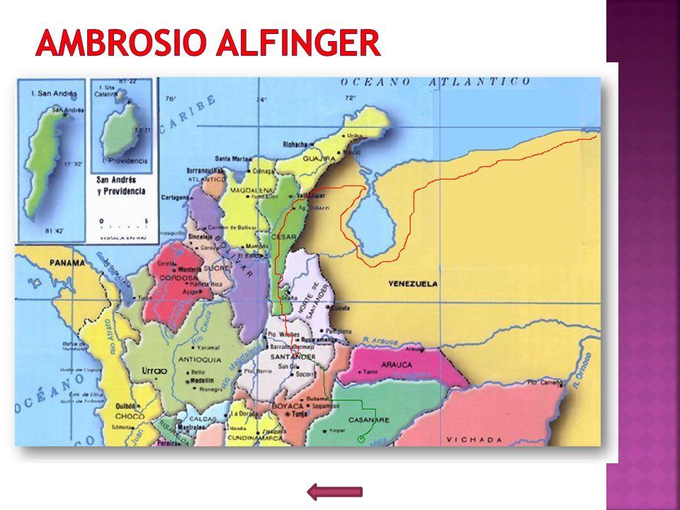 Ambrosio Alfinger